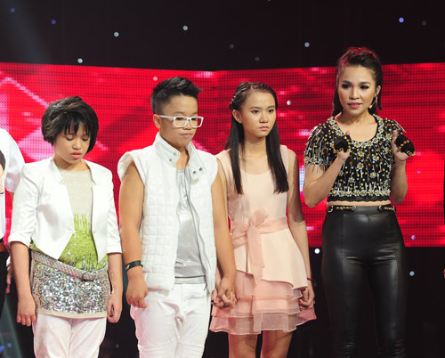 The Voice Kids ngập nước mắt đêm chia tay - 14