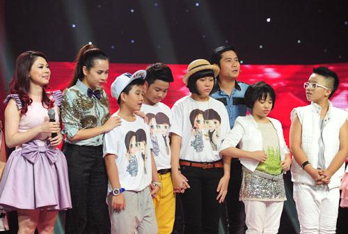 The Voice Kids ngập nước mắt đêm chia tay - 15
