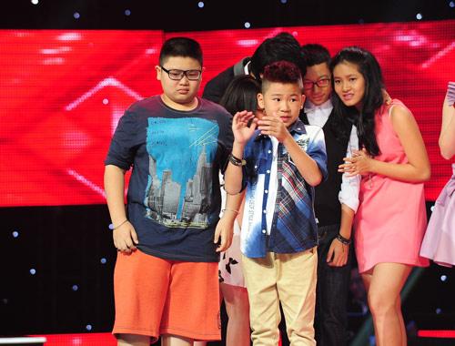 The Voice Kids ngập nước mắt đêm chia tay - 2