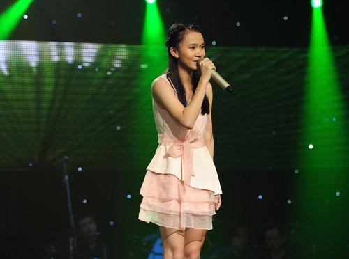 The Voice Kids ngập nước mắt đêm chia tay - 8