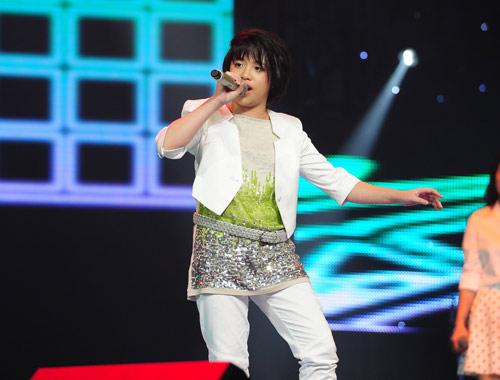 The Voice Kids ngập nước mắt đêm chia tay - 7