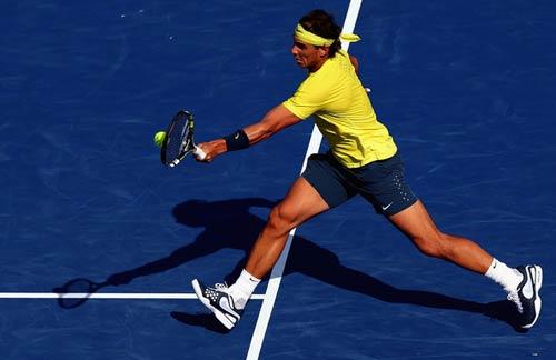 Nadal sẽ lên số 2 thế giới nếu vô địch - 1