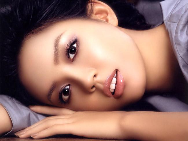 Hoa hậu thế giới 2007 - Trương Tử Lâm có lẽ là một nhan sắc được lòng  của đông đảo công chúng.