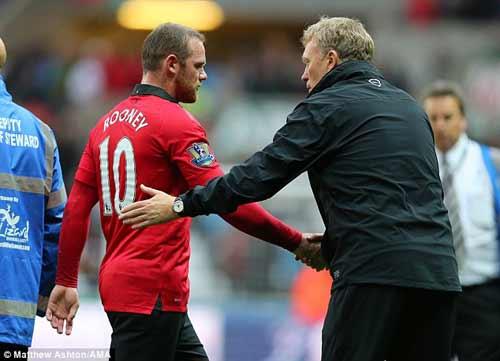 MU: Tam tấu Persie – Welbeck – Rooney - 1