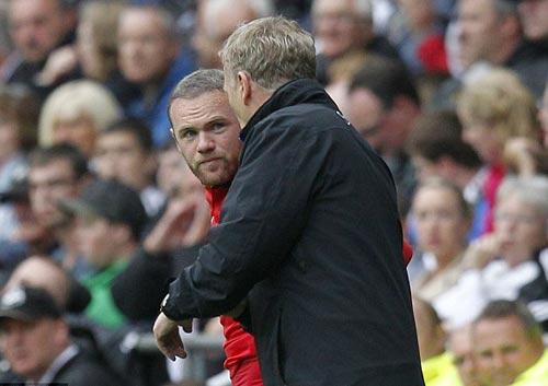 MU: Chỉ cần Rooney ở lại? - 1