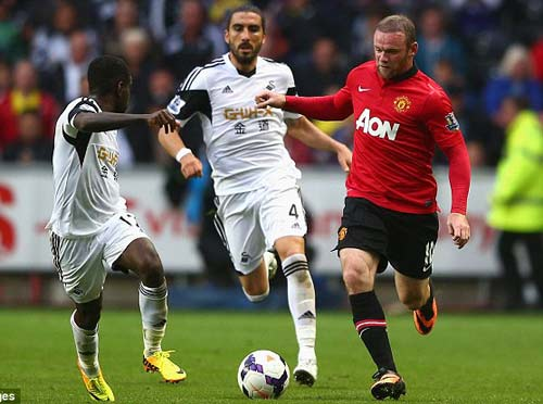 MU: Chỉ cần Rooney ở lại? - 2