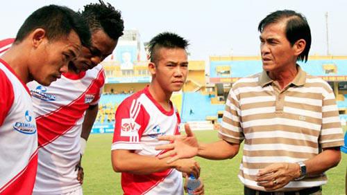 Xuống hạng, K.Kiên Giang dọa bỏ giải - 1