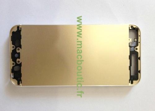 iPhone 5S bản màu vàng bất ngờ xuất hiện - 2