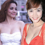 """Thời trang - Lối mặc """"thiếu an toàn"""" của Trang Nhung"""
