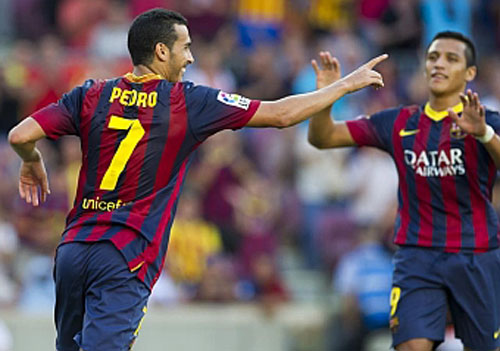 Barca - Levante: Hủy diệt đối thủ - 1