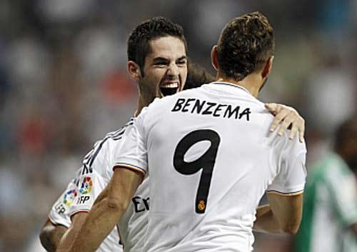 Real - Betis: Khởi đầu gian khó - 1