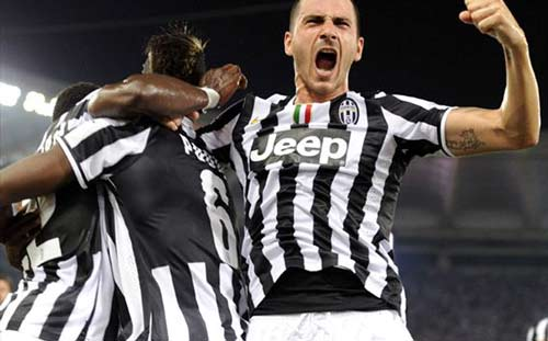 Juventus - Lazio: Chiến thắng xứng đáng - 1