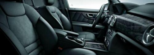 Mercedes-Benz GLK 350 bản đặc biệt ra mắt - 3