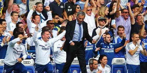 Chelsea: Dấu ấn Mourinho - 1