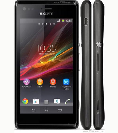 Sony Xperia M tầm trung ra mắt - 4