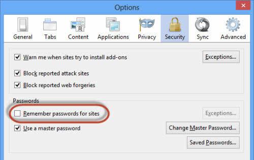 Xem lại password đã lưu trên Firefox, Chrome - 4