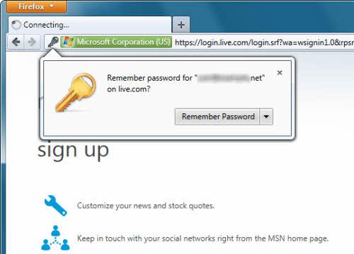Xem lại password đã lưu trên Firefox, Chrome - 1