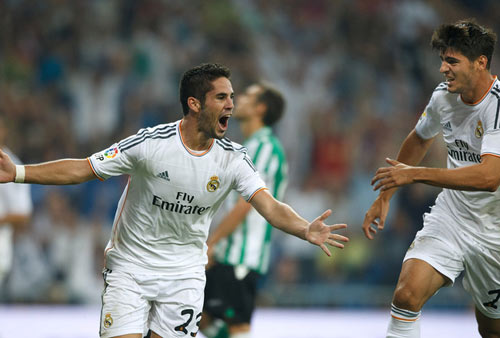 "Real: Khi Isco ""che mờ"" Ronaldo - 2"