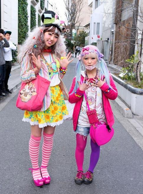 """""""Búp bê """" Nhật lang thang trên phố đông - 13"""