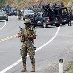 Tin tức trong ngày - Mexico: Thêm 1 trùm ma túy khét tiếng sa lưới