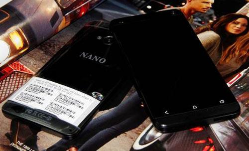 Hình ảnh mới nhất về Sky Nano phiên bản đen tuyền - 3