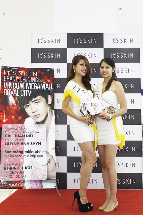 It's Skin - mỹ phẩm trị liệu hàng đầu Hàn Quốc - 2