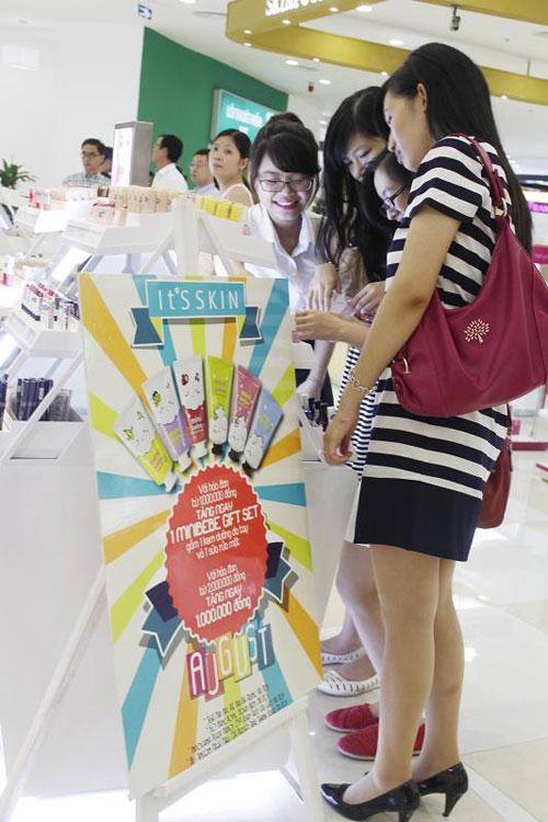 It's Skin - mỹ phẩm trị liệu hàng đầu Hàn Quốc - 3