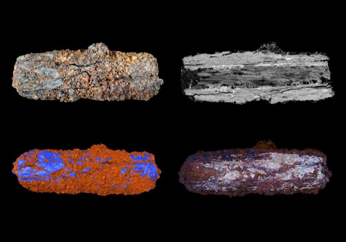 Vòng tay 5000 năm làm từ thiên thạch - 2