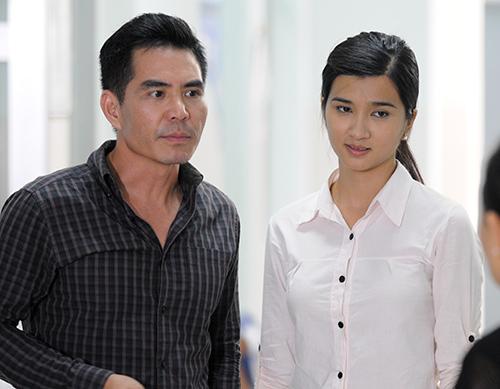 """Việt Anh bị """"phạt hiểm"""" trong phim mới - 14"""