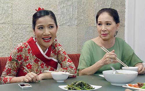 """Việt Anh bị """"phạt hiểm"""" trong phim mới - 17"""