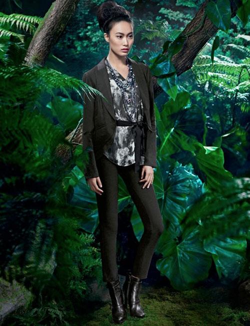 Siêu mẫu Liu Wen là triệu phú đô la - 6