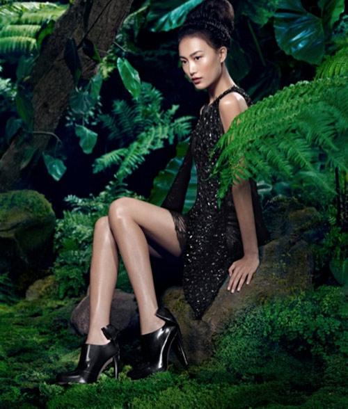 Siêu mẫu Liu Wen là triệu phú đô la - 7