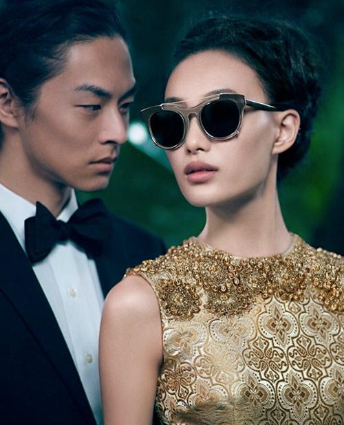 Siêu mẫu Liu Wen là triệu phú đô la - 9
