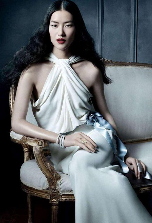 Siêu mẫu Liu Wen là triệu phú đô la - 1