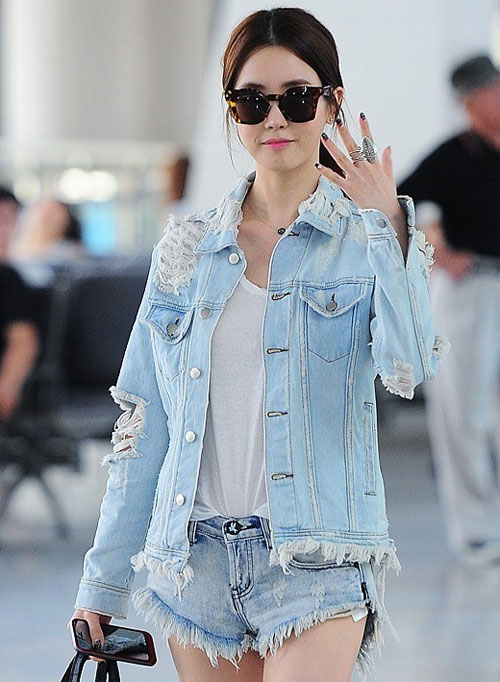 Siêu mẫu Liu Wen là triệu phú đô la - 14