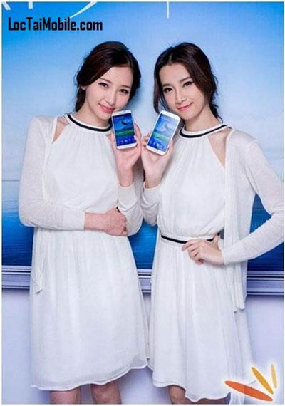 Chen chân mua điện thoại thông minh giá rẻ - 1
