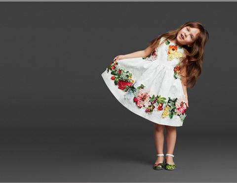 Ồn ào quanh nàng công chúa nhỏ của D&G - 4
