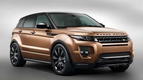 Range Rover Evoque hộp số 9 cấp sắp ra mắt - 1