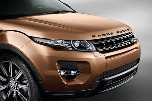 Range Rover Evoque hộp số 9 cấp sắp ra mắt - 4