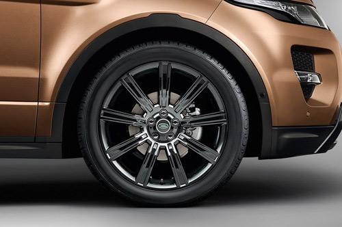Range Rover Evoque hộp số 9 cấp sắp ra mắt - 2