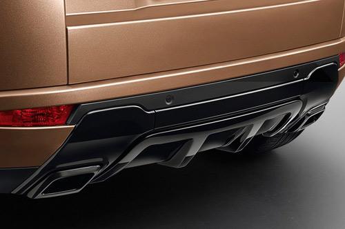 Range Rover Evoque hộp số 9 cấp sắp ra mắt - 5