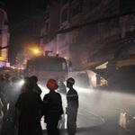 Tin tức trong ngày - Cháy chung cư tại TP.HCM, 3 cụ già bị mắc kẹt