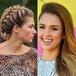Làm đẹp - Cô gái duyên dáng với 15 kiểu tóc thu