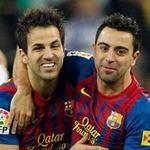 """Bóng đá - Đã đến lúc Xavi """"trao kiếm"""" cho Fabregas"""