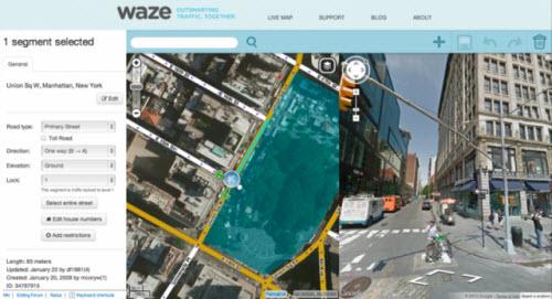 Google Maps thông báo tình trạng giao thông từ Waze - 2