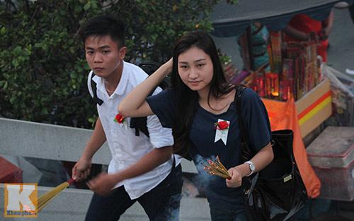 Sài Gòn: Lên chùa cầu phúc cho cha mẹ - 7