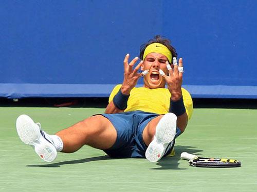US Open 2013: Nadal & Djokovic đổi ngôi? - 2