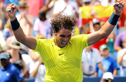 US Open 2013: Nadal & Djokovic đổi ngôi? - 1