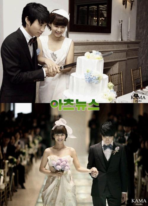 Sao Hàn mặc váy cưới xấu nhất - 3