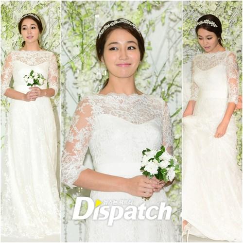 Sao Hàn mặc váy cưới xấu nhất - 8